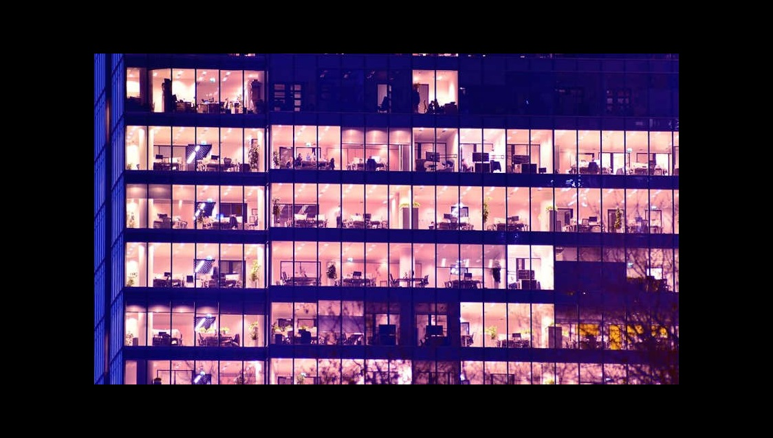 smart building and energy infrastructure