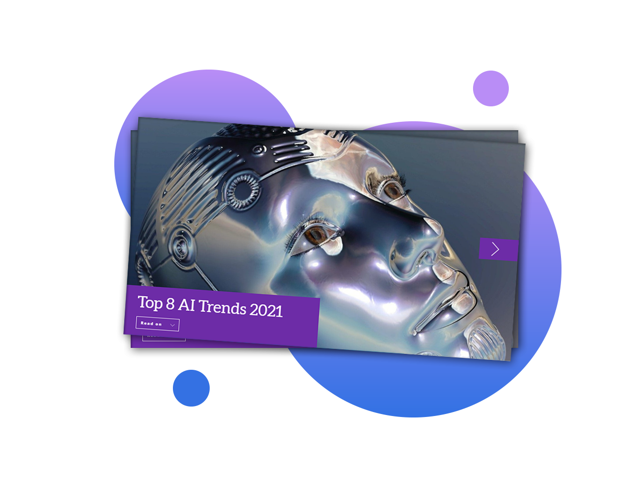 AI Top Trends 2021 - Omdia report cover